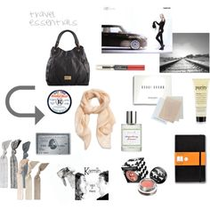 """""""Travel Essentials"""" by wunderkind-373 on Polyvore"""