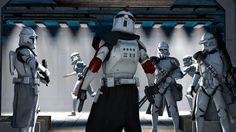 Star Wars (gear up) SFM by Ravohr by Ravohr