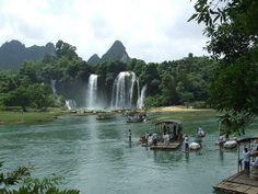 Detian Waterfall – China