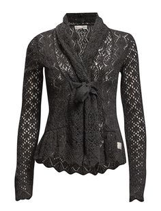 ODD MOLLY Top-drawer Cardigan (Almost Black) for 199 € at  Boozt.com -  New seasons collection! - Enjoy fast delivery and easy returns from Boozt.com