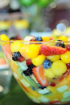 Very pretty. Serving at my next party. I need a melon baller.