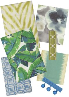$100 Lewis & Sheron Textiles Giveaway on the Hunted Interior
