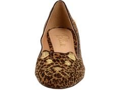 How cute are these cat flats / loafers by Blink?! Only 39eur at Brandos