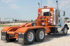 Road Winch Truck