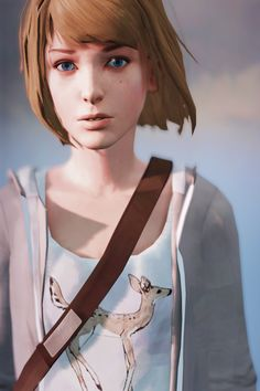 Max fanart from Life Is Strange :)