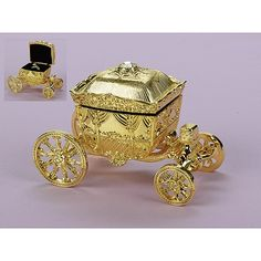 Cool! A carriage ring box
