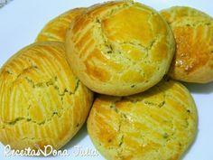 #bomdia #receita #receitasdonajulia RECEITAS DONA JULIA - Blog de Culinária Gastronomia e Receitas.: BROA CAXAMBU