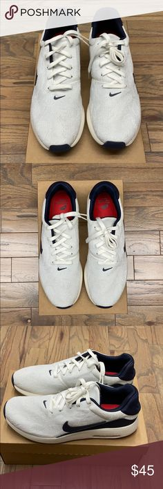 Details about Used Worn Size 11.5 Nike Air Max 90 Premium Shoes Light Bone