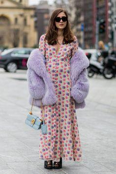 Las tendencias de la temporada, los rostros más conodidos, los estilismos más coloridos y los bolsos más deseados están en la capital de la moda italiana.