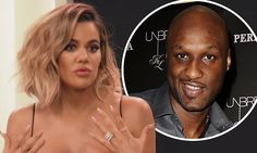 The Kardashian women revealed in a clip from the upcoming Keeping Up With the Kardashians' anniversary special that they were first told Lamar had died the day he was rushed to hospital. Round Sunglasses, Mens Sunglasses, Lamar Odom, 10 Anniversary, Over Dose, Keep Up, Khloe Kardashian, Daughter, Eyes