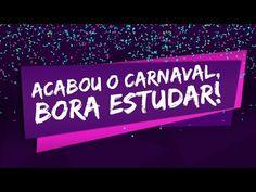 Acabou o Carnaval, bora estudar! #ENEM #MundoEdu #MundoPortuguês