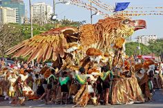 Aliwan Festival, Manila | 54 Fantastic Everyday Scenes From The Philippines
