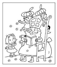 * Bij Sinterklaas...