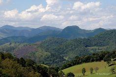 Montanhas de Minas Gerais - Copyright Sara Marques