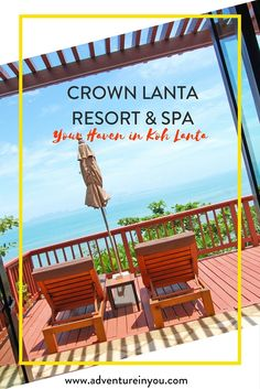 Looking for a luxurious place to stay in Koh Lanta? Check out our review of Crown Lanta Resort & Spa