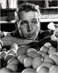 "One of my favorite scenes from one of my favourite films... Paul Newman in ""Cool Hand Luke"""