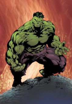 Hulk by Ed Benes