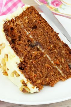 Carrot and Pineapple Layer Cake with Cream Cheese Frosting Recipe