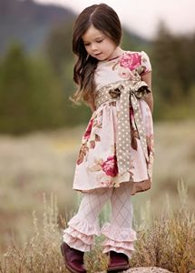 Persnickety Clothing Emma Dress in Pink