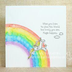 Fab Unicorns by Katrina Bufton