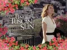 Under the Tuscan Sun (Sob o sol da Toscana) - 2003 Leve, divertido e inspirador. O tipo de filme que te faz crer que você pode simplesmente deixar tudo e correr atrás de uma vida menos complicada e mais cheia de sonhos.