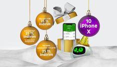 Yeni yıl hediyeniz Garanti'den!