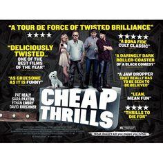 Cheap Thrills (2014), de E.L. Katz