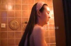 Banyo videosuyla şöhret oldu