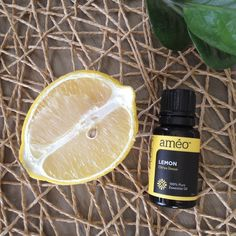 We can't say enough about the Améo Lemon essential oil (okay, we can't say enough about all of them!). Did you know lemon was used by ancient Egyptians centuries ago to detoxify the body? That's why we love putting 1-2 drops in a glass of water first thing in the morning (or in a batch of cookies... not sure if that still counts as detoxifying ). #Ameo #Améo #essentialoils #naturalhealth #detox