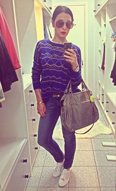 92c45ef72499 Knit Mexx jeans Marks Spencer Bag Miu Miu Superga for The Blonde Salad Porsche  Design sunnies