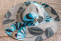 Don't get stuck in the shade this summer! Have some fun in the sun with this fabulous Sun Hat.