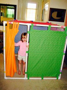 PVC Fort/playhouse