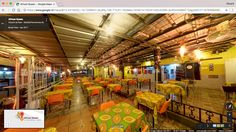 Virtually walk around in African Queen 1 #restaurant #gambia #streetviewtrusted