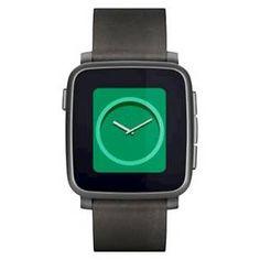 70f113513a1 Pebble Time Steel - Black