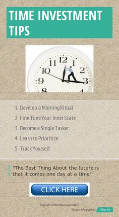 Click Here to learn how to prioritize and manage your time strategically in the New Year: http://www.drmelindadouglass.com/1/post/2013/01/want-more-for-your-life-in-2013-try-these-5-habits-of-highly-strategic-people-aka-time-investment-tips.html
