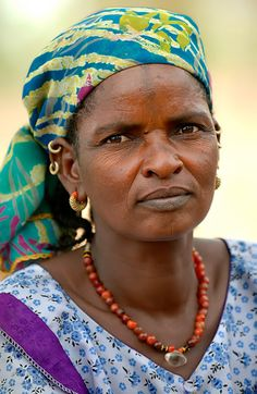 Africa | Woman from Burkina Faso | ©Sergio Pessolano Out Of Africa, West Africa, African Tribes, African Women, We Are The World, People Around The World, Africa People, Photography Gallery, Travel Photography