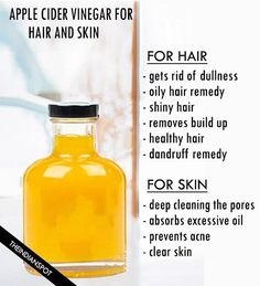 "The raw and organic ""Apple Cider Vinegar"" is magical natural remedy for various skin, hair and health issues. Experts say that incorporating small amount of vinegar in diet can benefit many of the health problems, you can read more on the health benefits of apple cider vinegar. Not only in diet, if ACV (Apple cider Vinegar) is used topically on skin and hair it can solve many problems. Here are few skin and hair benefits of apple cider vinegar: Reduce pore size: Apple cider vinegar is acidic…"