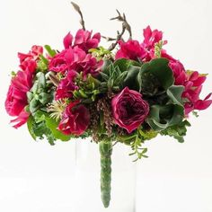 Bridal Bouquet by Francoise Weeks