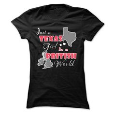 Just a Texas Girl in ► a British WorldJust a Texas Girl in a British World