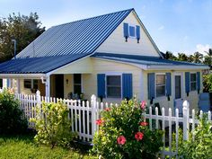 50 Blue Roof Ideas Blue Roof House Exterior House Colors