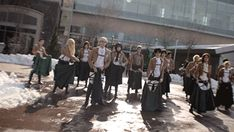 Attack on Titan cosplayers being cantalicious