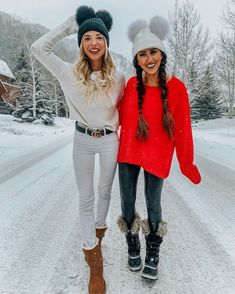 Winter Style // Cute outfit idea this winter.