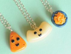 Kawaii Best Friend Macaroni and Cheese by PumpkinPyeBoutique, $41.00