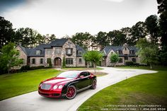 Atlanta luxury car photography by Christopher Brock -www.chrisbrockfilms.com
