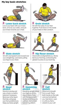 My Basic Stretches http://topplyometricboxes.com #fitness #workout #plyometric #stretch #exercise #fatloss