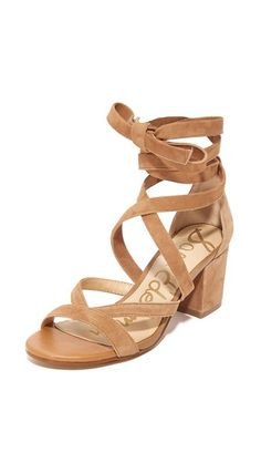 d08efbd09 Sam Edelman Sheri Suede City Sandals On Shoes