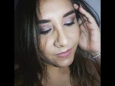 Maquillaje GLAM**Tonos Rosas**Tutorial**Sombras Liquidas ESSENCE