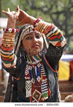 Rajasthani gypsy