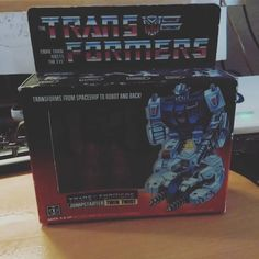 1984 Transformers toy. New. Not been opened. I am asking $90. Valued at $180. Wife picked up at garage sale for $3.