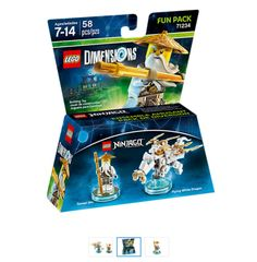 LEGO Level Team Fun Packs DIMENSIONS Various Characters Minifigs *YOU CHOOSE* | eBay